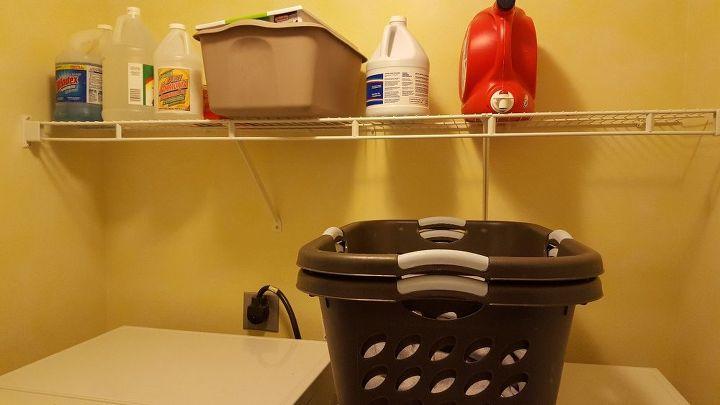 laundry redo reveal