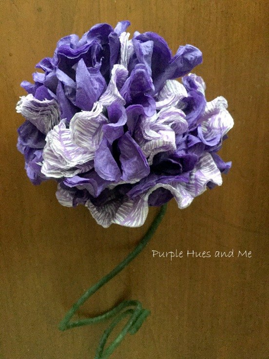 Twisted paper napkin flowers hometalk twisted paper napkin flowers mightylinksfo
