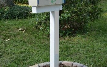 How to Build, Paint, and Install a Custom DIY Mailbox