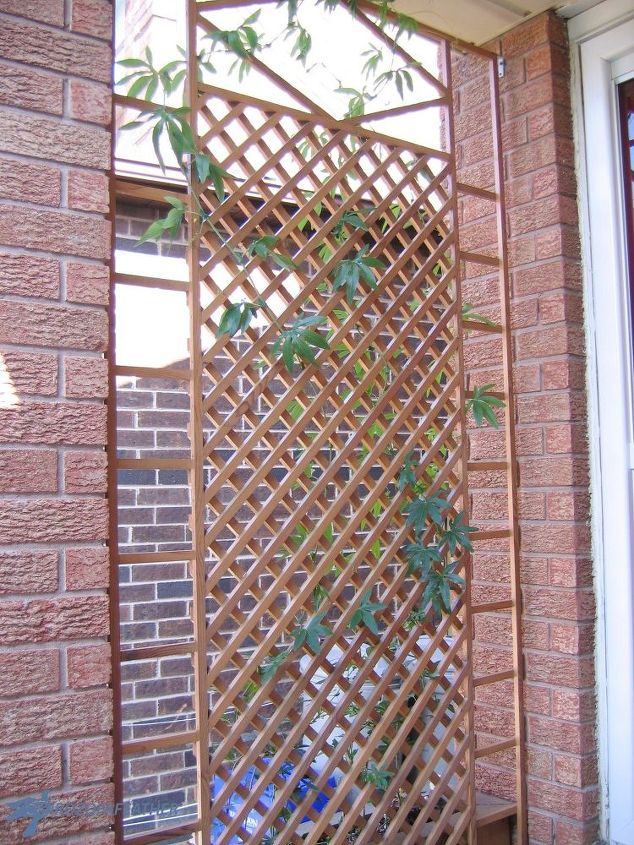 front porch privacy screen