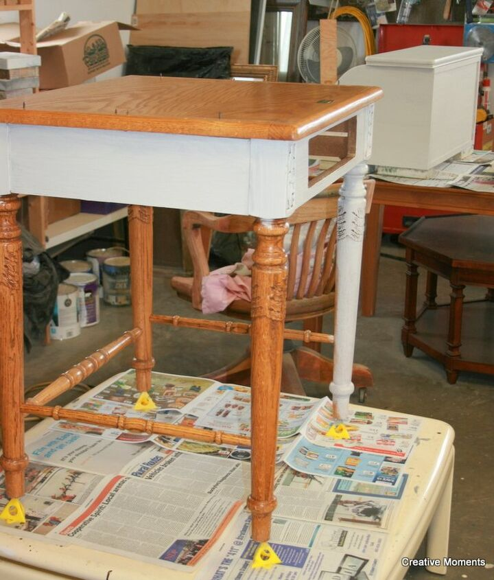 fusion roll top desk