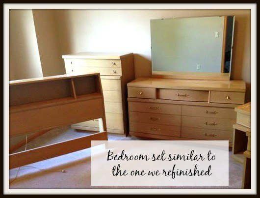 re imagining an aunt s old mid century modern bedroom set for a teen. Re imagining an Aunt s Old Mid century Modern Bedroom Set for a