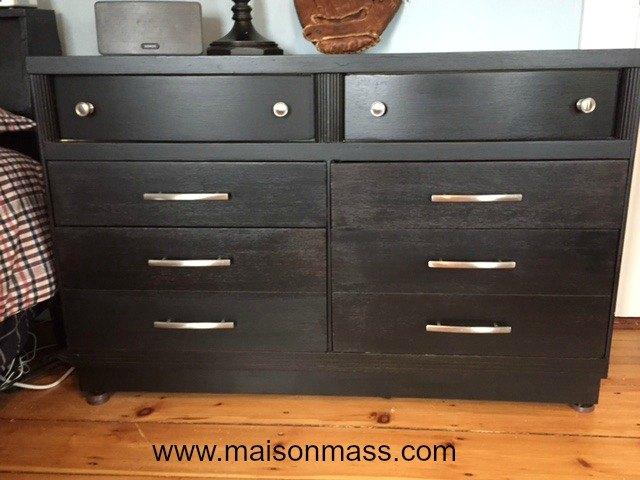 Re-imagining an Aunt\'s Old Mid-century Modern Bedroom Set for a ...
