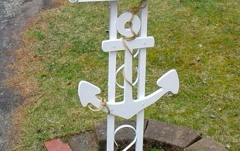 diy nautical beach inspired mailbox makeover