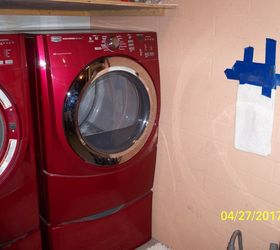 how can i protect my washer u0026 dryer doors from hitting the wall hometalk