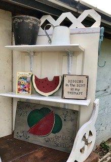 better than i ever imagined potting station