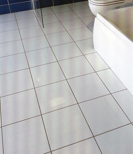Painting Ceramic Tile Br Floor Hometalk