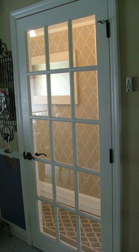 entryway makeover