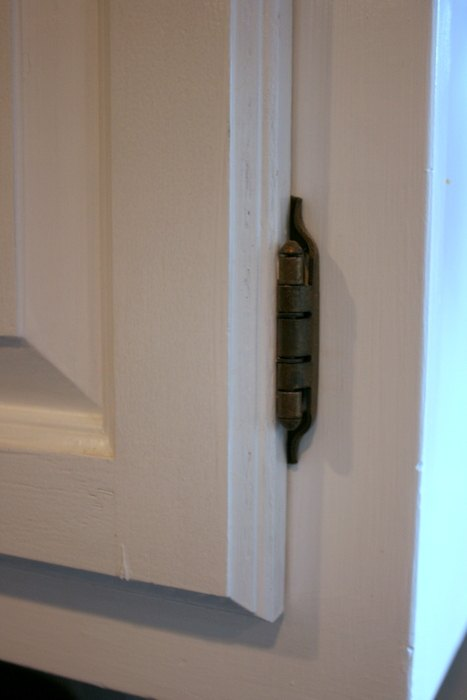How To Install Overlay Or Hidden Cabinet Hinges Hometalk