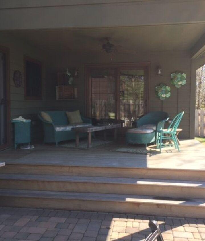 q ipe deck outdoor covering