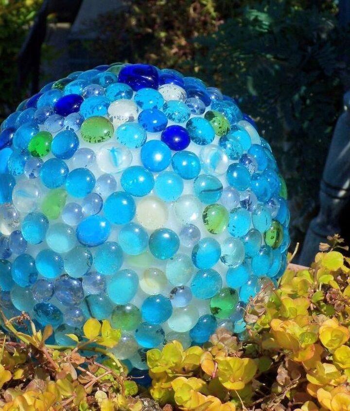 make gorgeous art for your garden