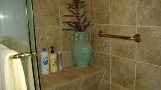 , Inside the shower