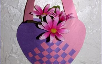 mother s day woven basket