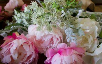 Easy Summer Wreath in 5-Easy Steps