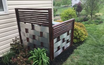 not a lattice privacy screen