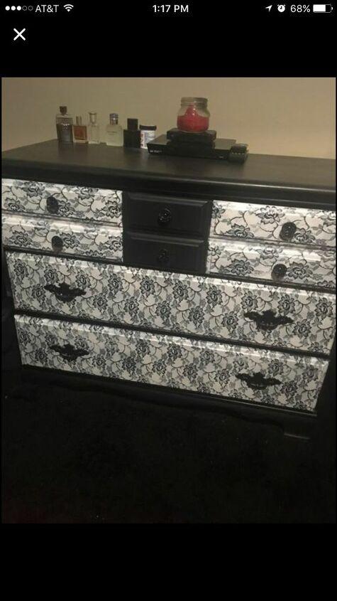q repurpose dressers