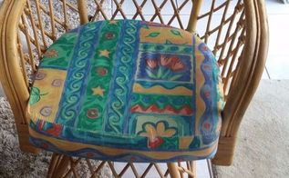 q how do i paint varnished cane furniture