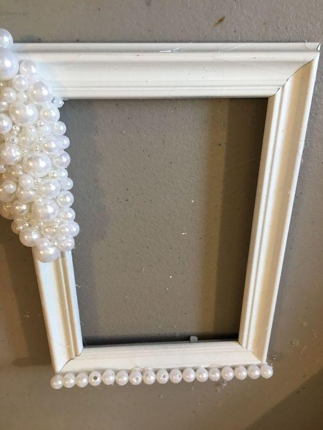 Table Number Pearl Frames | Hometalk