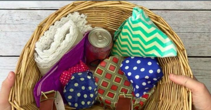 s 9 eco friendly household changes you can make for the environment, Get Rid Of Plastic Wrap And Use Beeswax Wraps