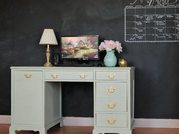 make your own furniture chalk paint