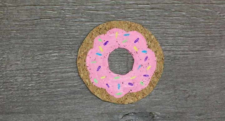 donut coaster