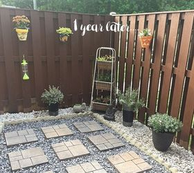 Backyard Makeover Diy Landscaping Project