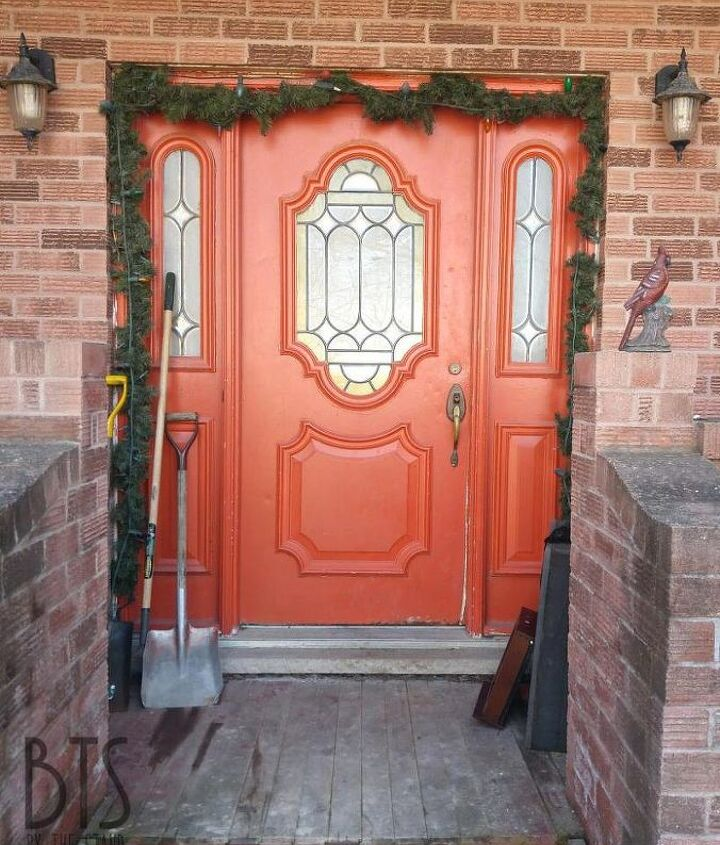 cape cod cutie door makeover