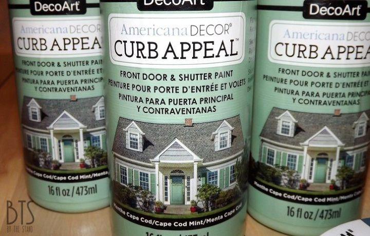 cape cod cutie door makeover