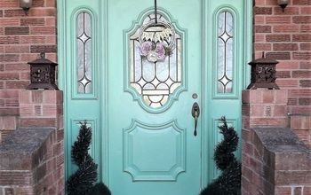 Cape Cod Cutie – Door Makeover