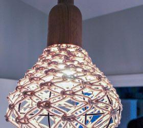 diy macrame pendant light & DIY Macrame Pendant Light | Hometalk azcodes.com