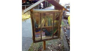 , Built from a recycled window