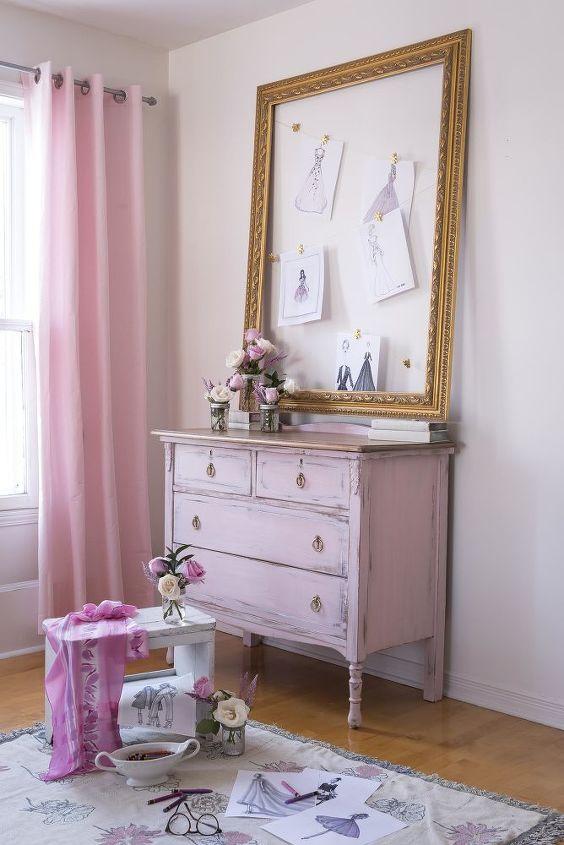 s 12 ideas to make a dresser oh so pretty, Create a Feminine and Girl Look