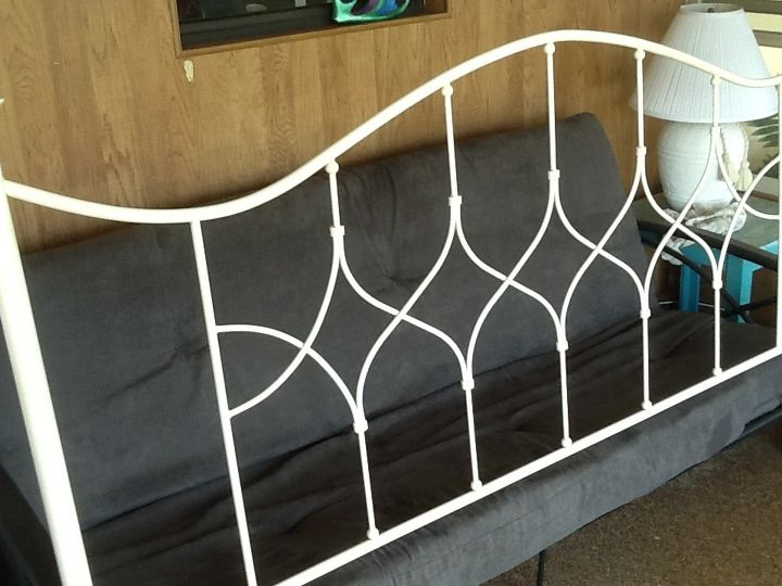 q how to cut this headboard down from king to queen
