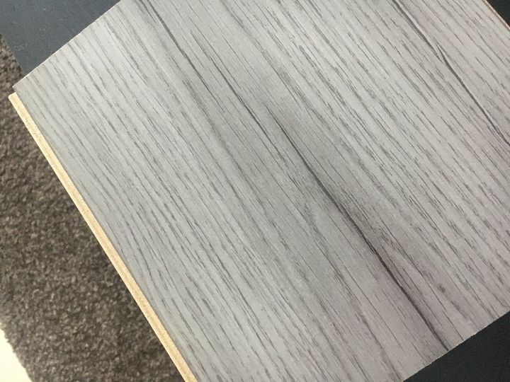 q diy inspiration with laminated floor