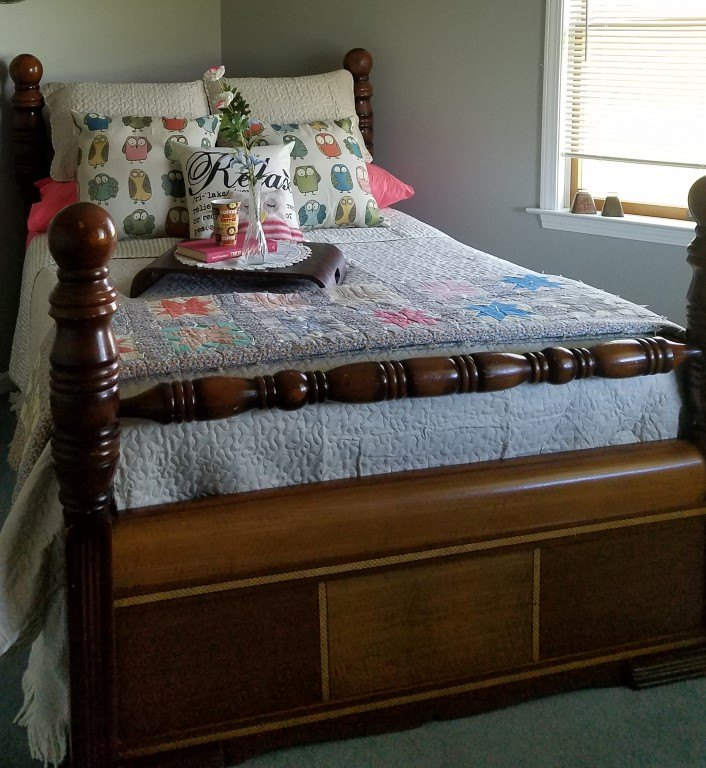 be my guest gat long last i am done ok justuest bedroom reveal