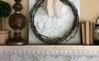 diy barbed wire wreath