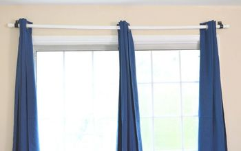 Cheapest DIY Curtain Rod Using PVC Pipe