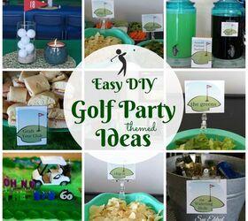 easy diy golf themed party ideas & Easy DIY Golf Themed Party Ideas | Hometalk