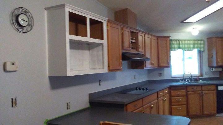 Manufactured Home Kitchen Makeover | Hometalk