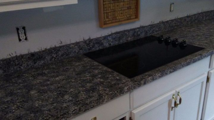 how to change countertops without replacing