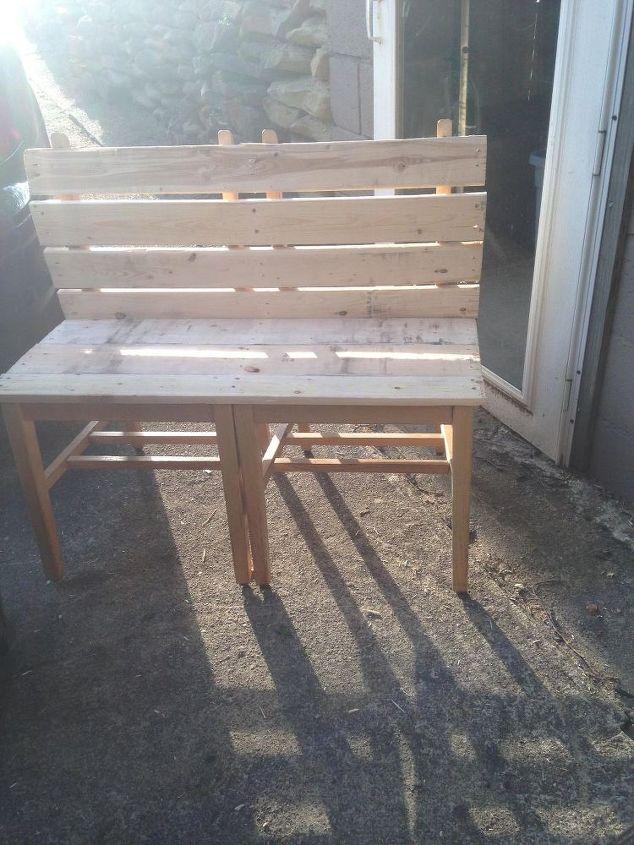 q chair bench