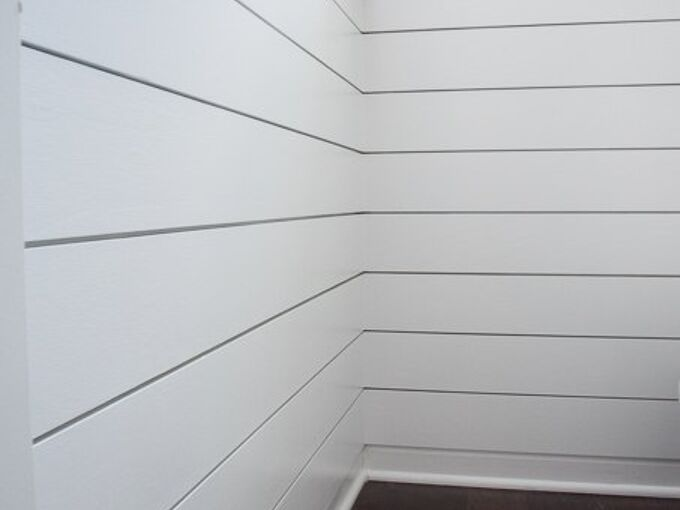 How to put shipslap on walls? | Hometalk
