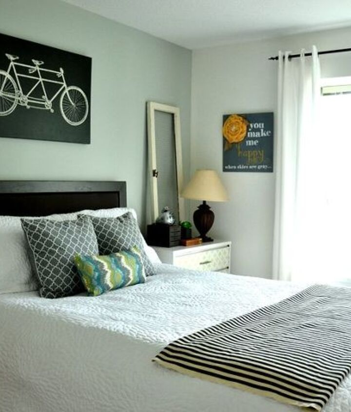 budget friendly modern farmhouse master bedroom makeover