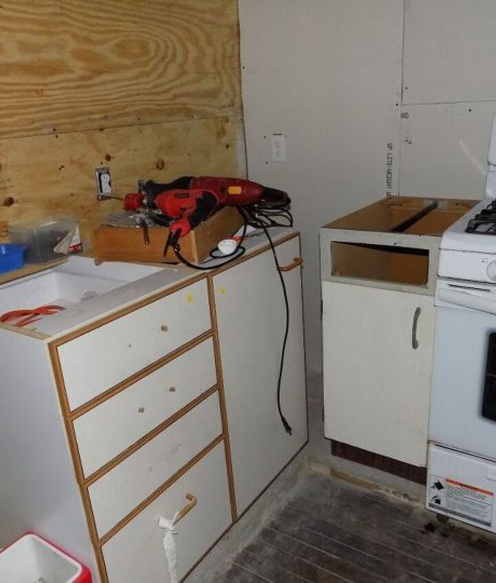 q how can i match up my old cabinets to my new cabinets