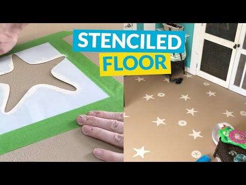 s 10 painting techniques to help you paint your home, Add Excitement To Any Room With Stenciling