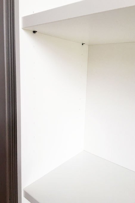 diy built ins with ikea billy bookcases