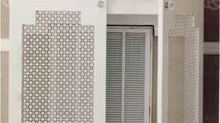 How To Cover Up A Wall Heater Smartvradar Com
