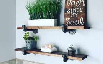 Industrial Shelving in One Day