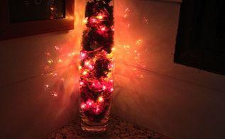 2 minutes diy lamp