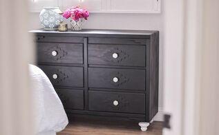 diy painted dresser